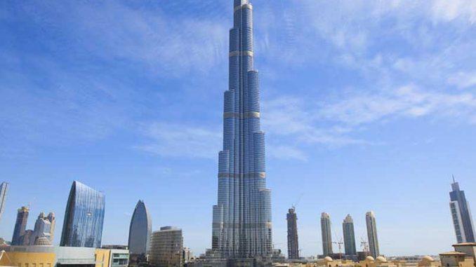 Burj Khalifa - Die höchstze I(mmobilie der Welt