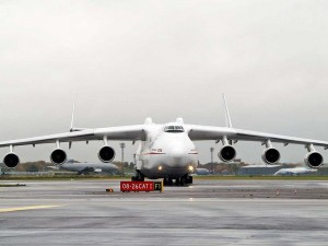 Anatonov-AN-225 - Das größte Flugzeug der Welt