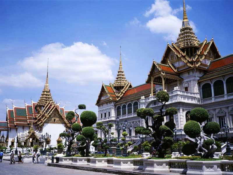 Wie Groß ist Thailand