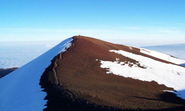 Der Größte Vulkan der Welt