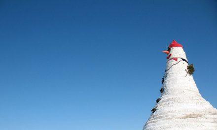 Der Größte Schneemann der Welt