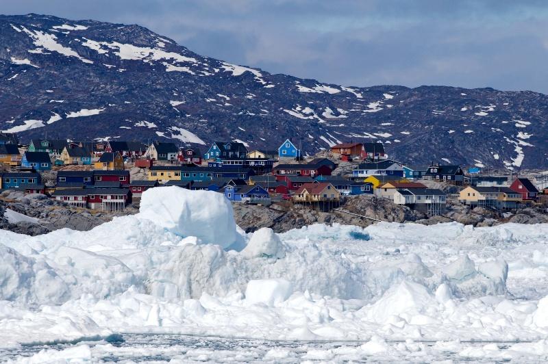 Wie groß ist Grönland