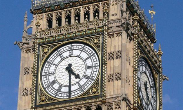 Wie groß ist Big Ben in London