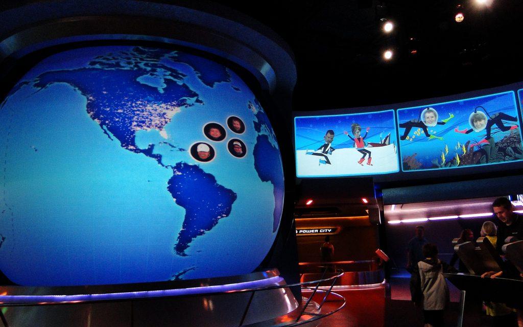 Wie Groß ist EPCOT in Disney World – Orlando