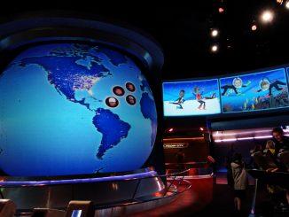 Epcot Disney World Orlando Florida 2