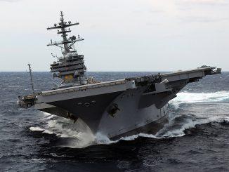 Flugzeugträger USS George H. Bush