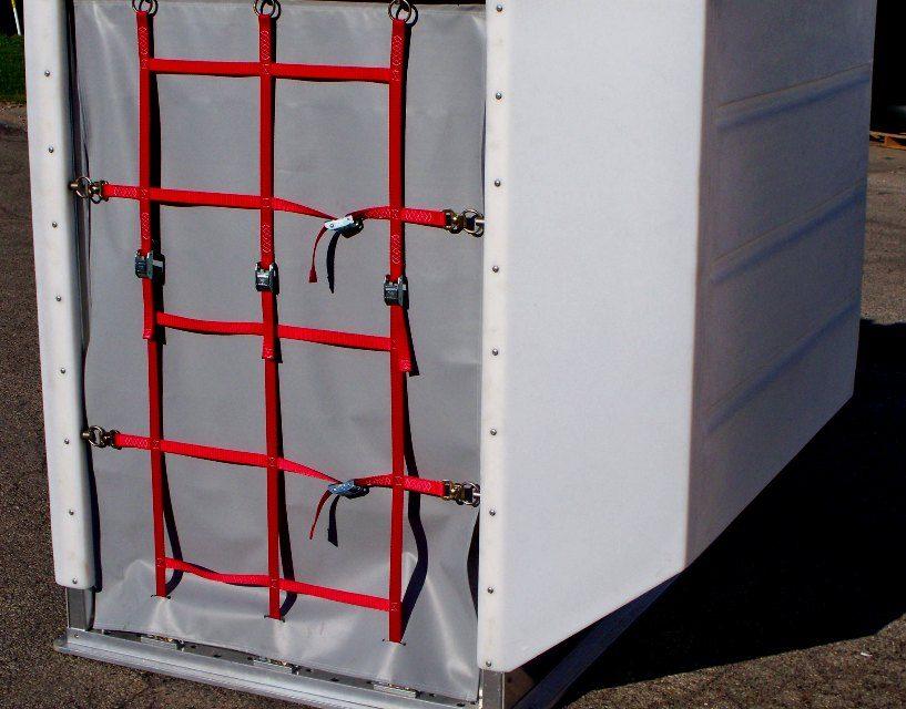 Wie Groß sind Luftfracht Paletten und Container