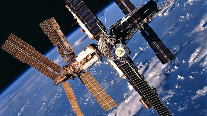 iss - International Space Station