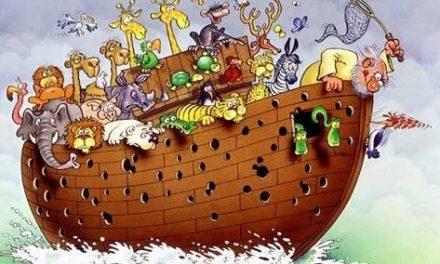 Wie Gross war die Arche Noah