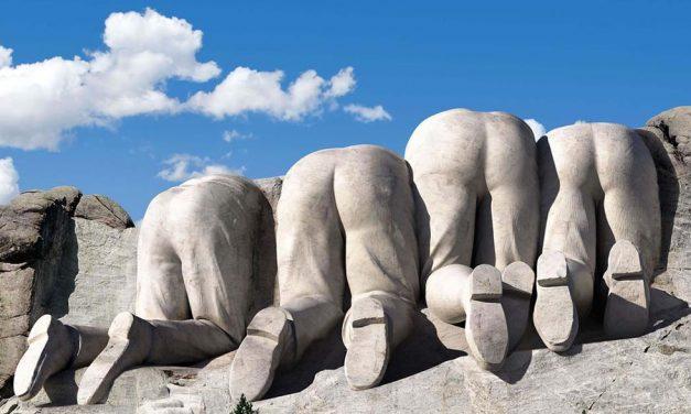Wie Groß ist das Mount Rushmore Nationaldenkmal