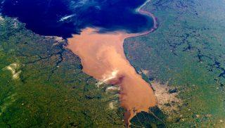 Der breiteste Fluss der Welt - Rio De La Plata