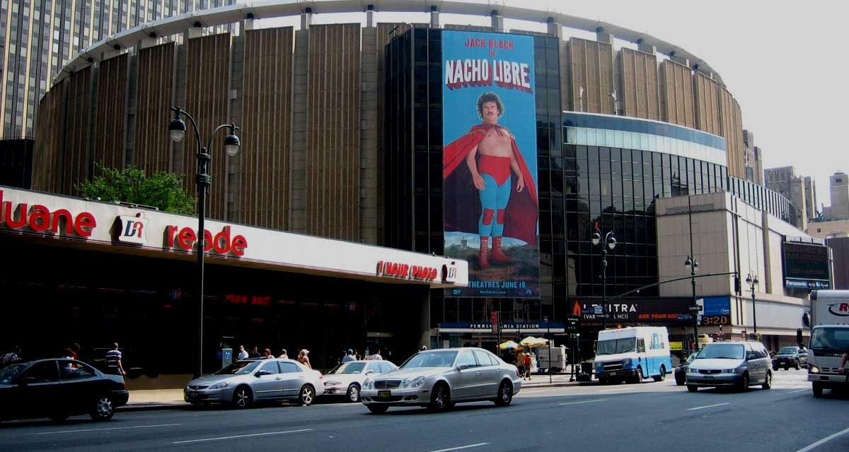 Wie Gross ist der Madison Square Garden