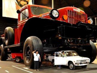 Das größte Auto der Welt