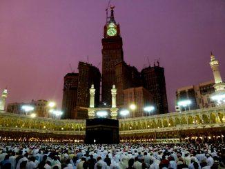 Das höchste Hotel der Welt - Die Abraj Al Bait Towers in Mekka
