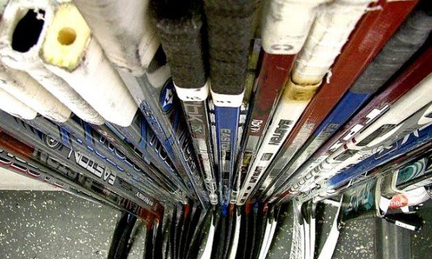 Wie Gross ist ein Hockeyschläger