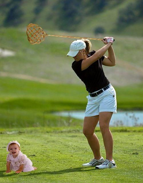 Golfschläger Größen