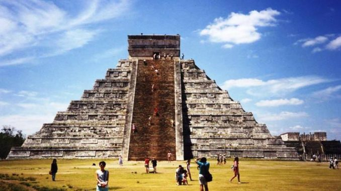 Chichen Itza in Zucatan - Mexiko