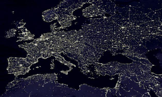 Wie Gross ist Europa