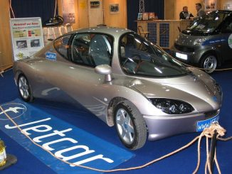 Das Jetcar 2.5 - Das sparsamste Auto für den Straßenverkehr