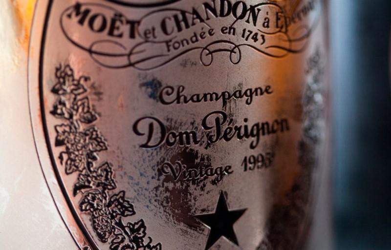Der teuerste Champagner