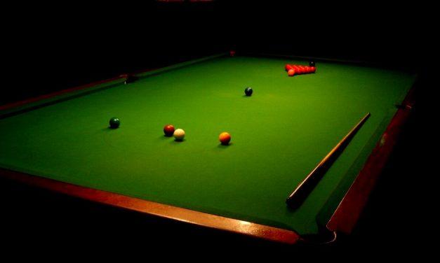 Wie groß ist ein Snookertisch