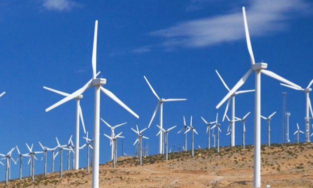 Der größte Windpark der Welt