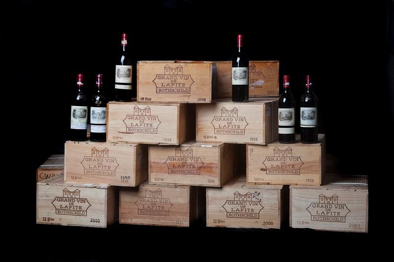 Der teuerste Wein der Welt