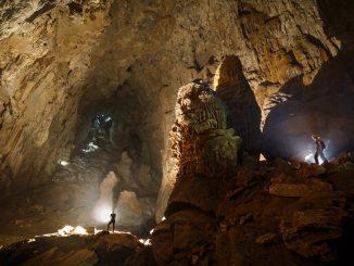 Eingang der Hang Son Doong Höhle