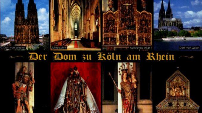Wie hoch ist der Kölner Dom