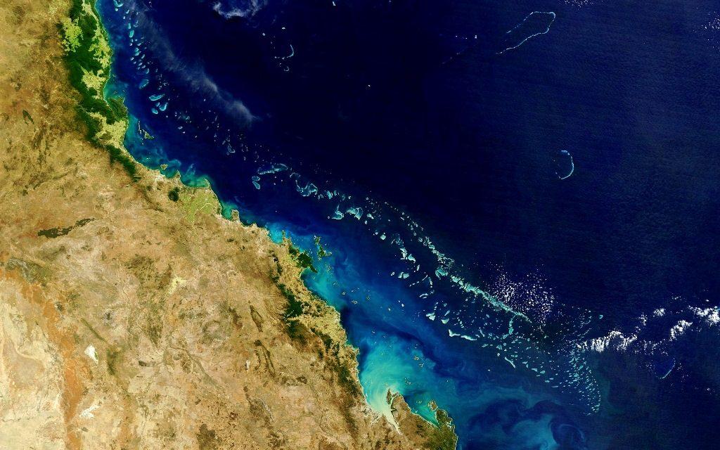Wie lang ist das Great Barrier Reef