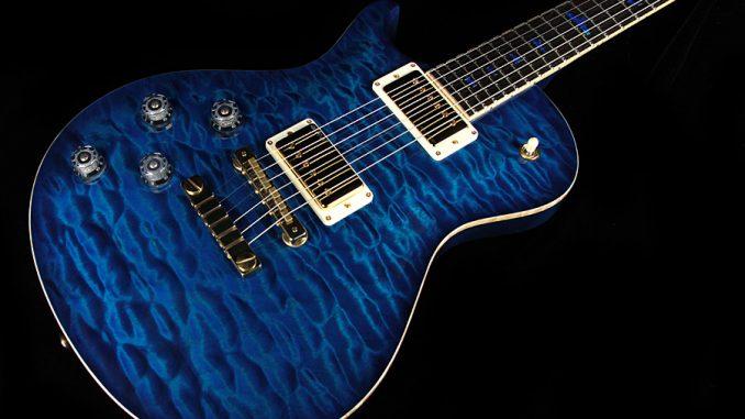 Wunderschöne Linkshänder Gitarre von Paul Reed Smith