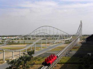 Formula Rossa - Die schnellste Achterbahn der Welt