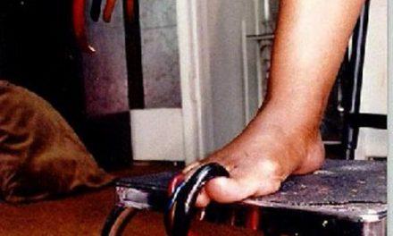 Die längsten Fußnägel der Welt