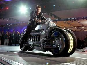 Das schnellste Motorrad der Welt - Das Concept Bike Dodge Tomahawk