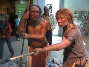 So in etwa haben Neandertaler ausgesehen