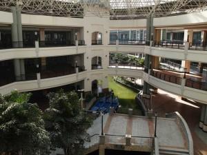Die Größte Shopping Mall der Welt steht zu 95% leer