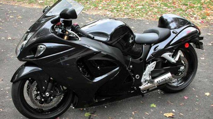 Das schnellste Motorrad