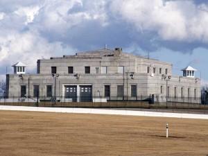 Fort Knox von außen