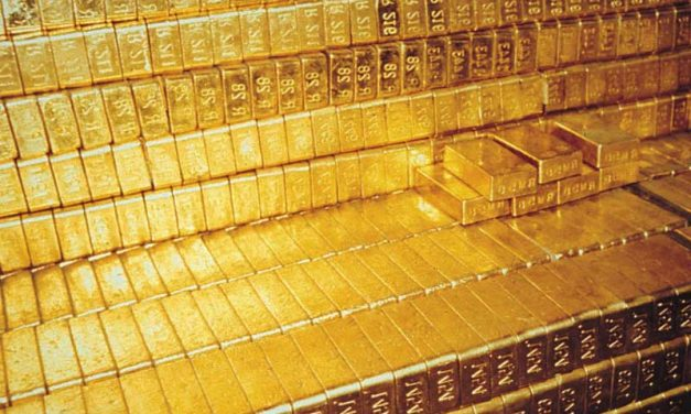 Wieviel Gold ist in Fort Knox