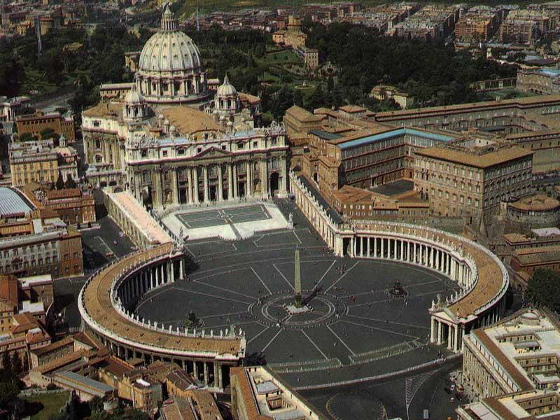 Wie Groß Ist Rom