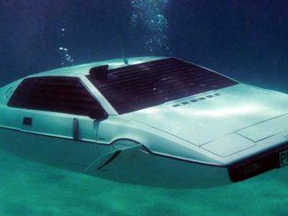 Wie schnell der Lotus von James Bond wohl war