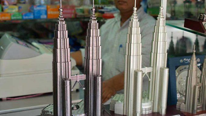 Petronas-Towers-Souvenirs