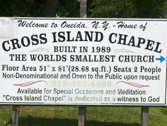 Die kleinste Kirche der Welt