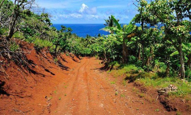 Die kleinste bewohnte Insel