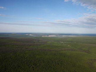 Unendliche Weiten in Sibirien