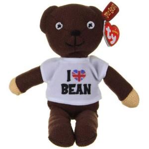 Viel erlebt hat er, der Teddybär von Mister Bean