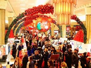 Weihnachten - die umsatzstärksten Tage im Jahr