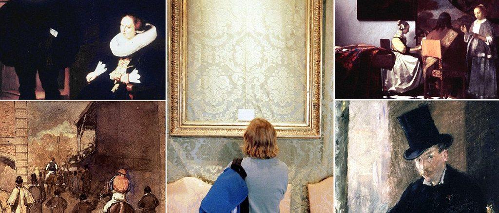 Der größte Kunstraub der Welt geschah im Gardener Museum