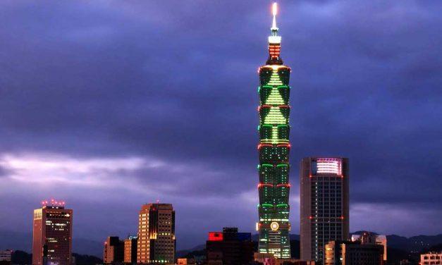 Wie hoch ist der Taipeh Tower