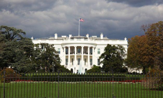 Wie groß ist das weiße Haus in Washington